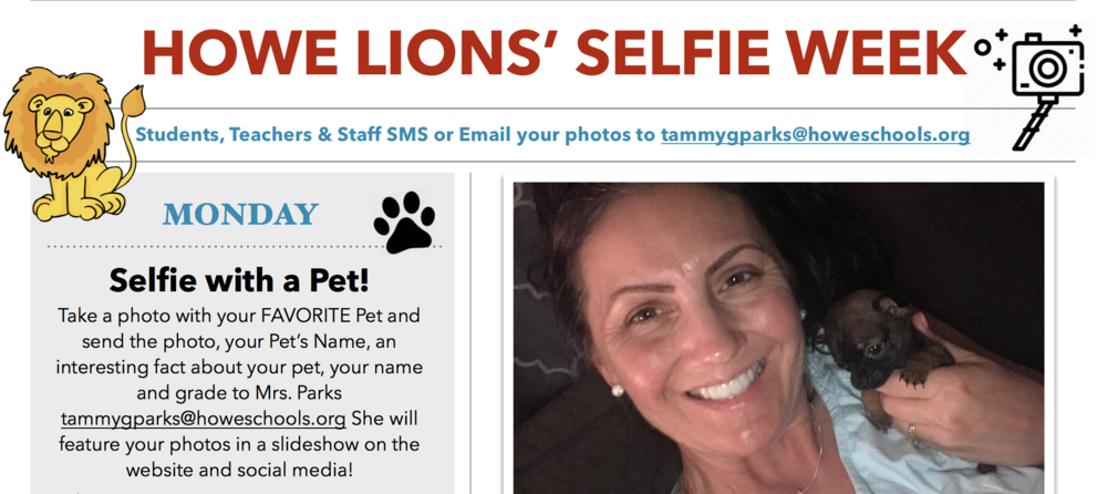 Selfie With A Pet Monday Photo Slideshow