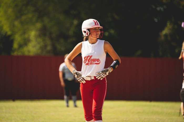 Jalei Oglesby All State Fast-Pitch