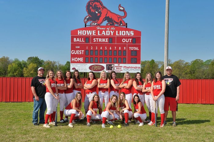 Howe Lady Lions Slow-pitch Team 2019