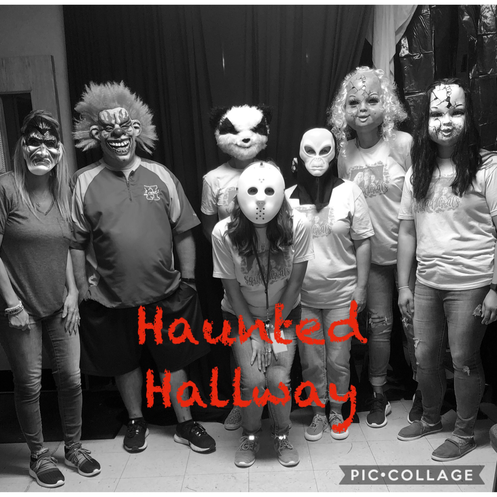 HMS Haunted Hallway