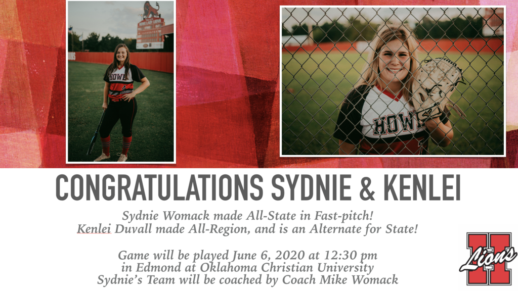 Fast Pitch All State
