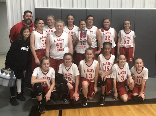 5/6th Grade Howe Lady Lions