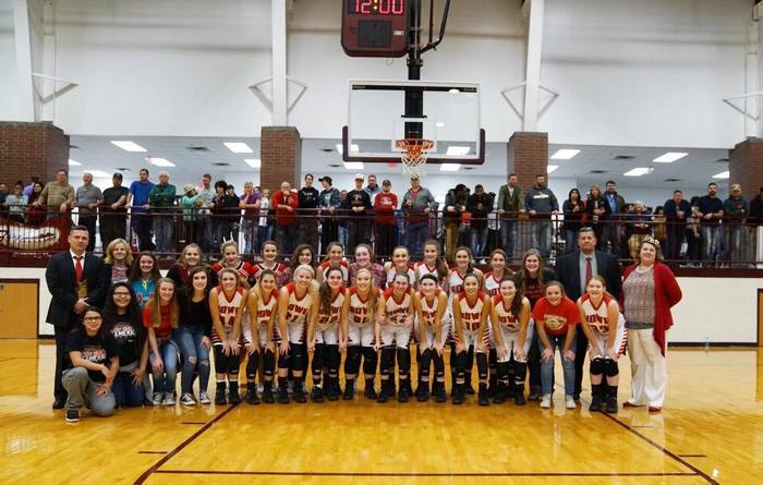 Howe Lady Lions LCT 2018 Champions