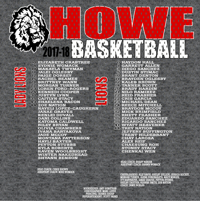 Howe Playoff Apparel 2018