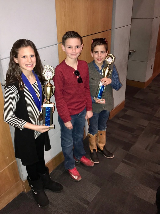 Howe Invention Convention State Placers