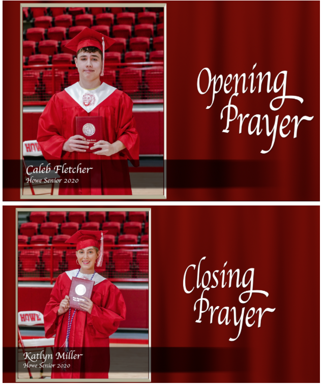 Baccalaureate Prayers