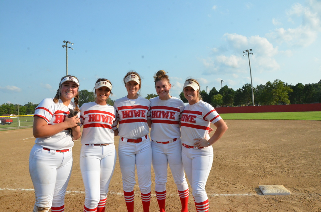 Softball Senior Night Pictures